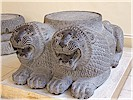 Assyrian period lion columnbase - B.Bilgin